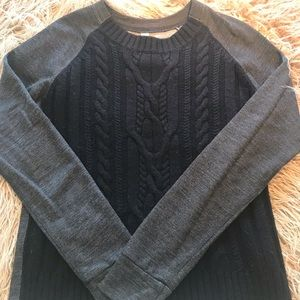 Lululemon wool sweater